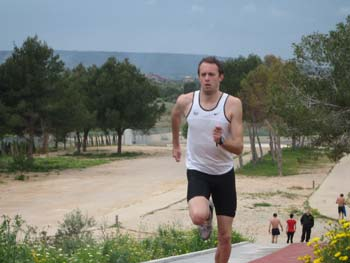 majorca training camp with running crazy limited