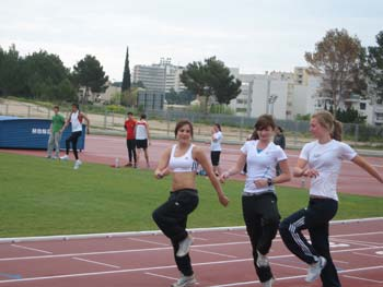 majorca training camp with running crazy